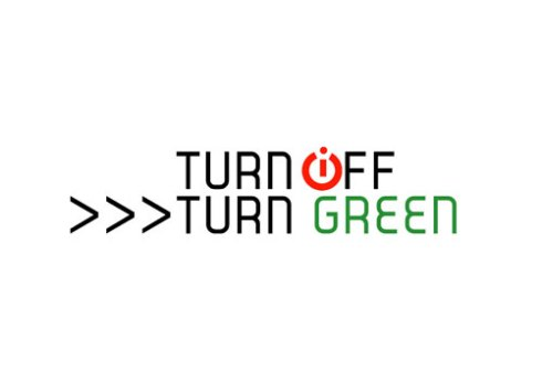 save energy turn to green